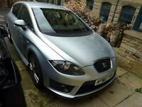 SEAT LEON FR CUPRA SPARES REPAIR SALVAGE NOT DAMAGED UNRECORDED *REDUCED* NEEDS ATTENTION K K1 A3 S3