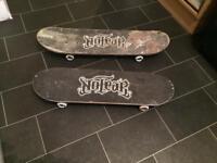 NOFEAR skateboards