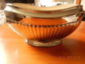 Royal Norfolk planter vase