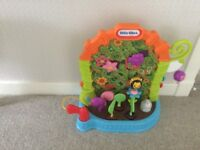 Little tikes toy garden play toy with shape sorter