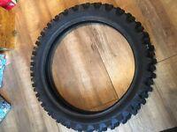 Michelin starcross 100/90 motorcross tyre