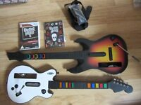 Guitar Hero 5 for WII
