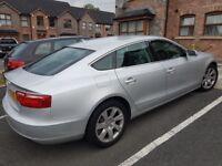 Audi A5 Diesel, Full leather interior, Sat Nav