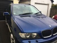 2006 BMW X5 MOT'd to Sept.17 comes with good service history and in excellent condition.