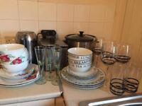 Fryer, rice cooker, kettle