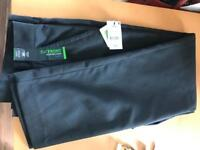 Next Slim Boys School Trousers BNWT 16 yrs adjustable waist