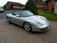 Porsche boxster 2.7 REDUCED
