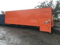 TRUCK BOX BODY STORAGE OR REFIT EXCELLENT CONDITION