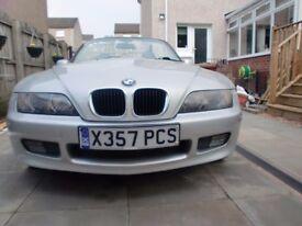 BMW Z3 convertible