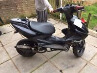 Yamaha aerox Moped 70cc bore kit Honda piaggio scooter swap