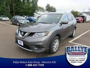 2014 Nissan Rogue S! Back-Up! Keyless! Trade-In! Save!