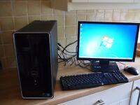 Dell Computer Inspiron 570 Win 7 64 bit