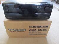 Pioneer VSA-805s AV Digital-Surround Amplifier