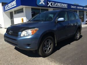 2007 Toyota RAV4 AUTOMATIC/ LOW-MILAGE/ CAR-PROOF ATTACHED