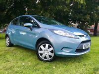 2009 FORD FIESTA 1.4 DIESEL ** NEW MOT ( NO ADVISORY )** £20 /YEAR TAX
