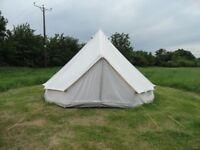 'Soulpads' Bell Tent (5m)