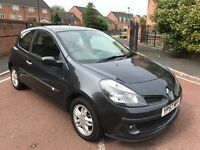 2008 RENAULT CLIO DCI DIESEL LONG MOT SEVICE HISTORY £895