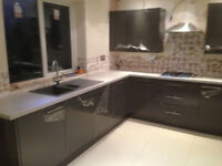 Experienced kitchen fitter. Best rates and quality service