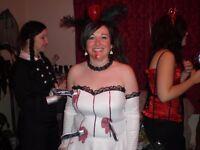 Halloween Tina the Target Fancy dress