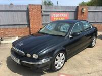 2005 Jaguar X-type SE Diesel ..stunning black metallic ..., 3 Months Warranty