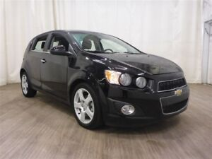 2012 Chevrolet Sonic LTZ No Accidents Sunroof Leather Uber Speci