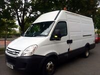 new shape 2007 Iveco daily 3.0 hpi 6 speed gearbox double Wheels brand new mot