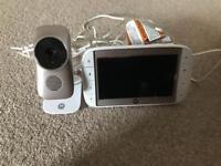 Motorola HD Wi-Fi Video Baby Monitor BRAND NEE