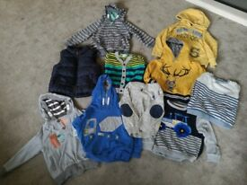 Bundle of kids jumpers 2-3 years