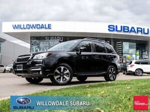 2018 Subaru Forester 2.5i Touring PKG No Accidents Backup Camera