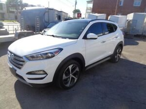 2017 Hyundai Tucson Limitée