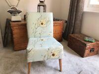 Cocktail or nursing chair