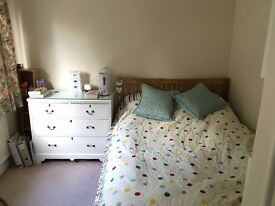 Double bedroom to rent in lovely 3 bed friendly house share - suit professional female