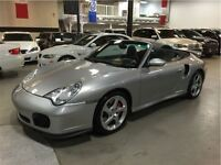 2004 Porsche 911 TURBO CONVERTIBLE
