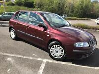2003 Fiat Stilo 1.9 Jtd Dynamic full mot & History, 2 keys