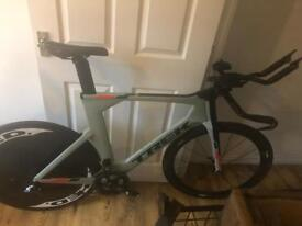 Trek Speed Concept 7.5 size XL, with carbon Hed disc