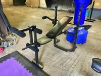 MULTI FUNCTION WEIGHT BENCH - GYM EQUIPMENT