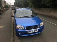 Suzuki IGNIS 1.4 Petrol Blue 5-dr LOW MILES 12 Month Mot Service History £595