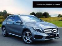 Mercedes-Benz GLA Class GLA 200 D 4MATIC AMG LINE PREMIUM (grey) 2016-03-31