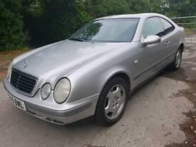 Mercedes Clk 320 auto elegance 83,000 miles full mot lots of history