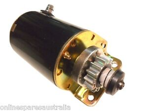 14-tooth-Heavy-Duty-Starter-Motor-fits-mower-Replaces-Briggs-and-Stratton-693552