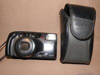Yashica Zoomtec 90 super 35mm Film Camera