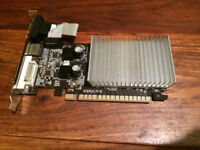 PNY Geforce 8400 GS DDR3 512MB PCIe 2.0 graphics card