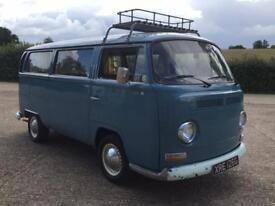 VW transporter early bay 1969 tintop