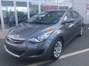 2012 Hyundai Elantra GLS Finance for $105 Bi Weekly OAC for 6...