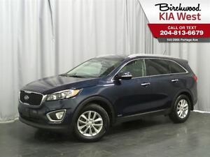 2016 Kia Sorento 2.0L Turbo LX+ *BLUETOOTH/ HEATED SEATS/ AWD*