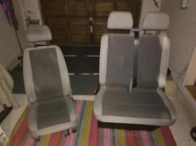 T5 front seats