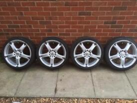 Bk racing alloys 17 inch multi fit
