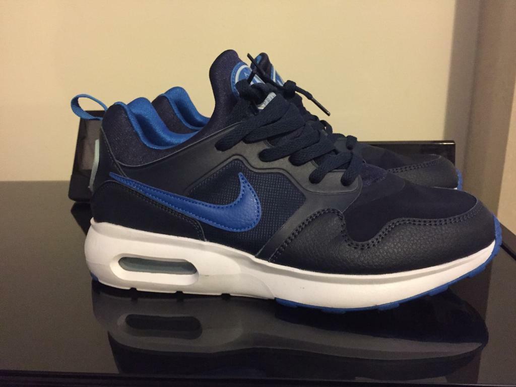 Nike Air Max Prime in Blue UK Men s UK size 8 RRP £92 on Nike online 3629fec29a