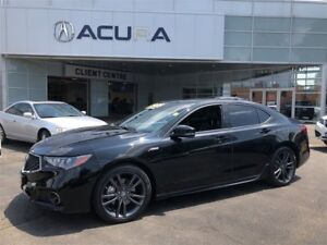 2018 Acura TLX TECH | ASPEC | ONLY 7200KMS | OFFLEASE | TINT |