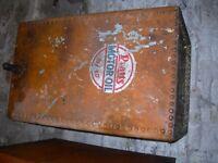 Vintage 1930s Oil Tank